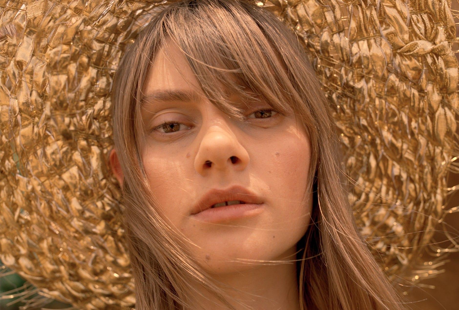 Freja Beha Erichsen is All Smiles for Russh June-July 2014