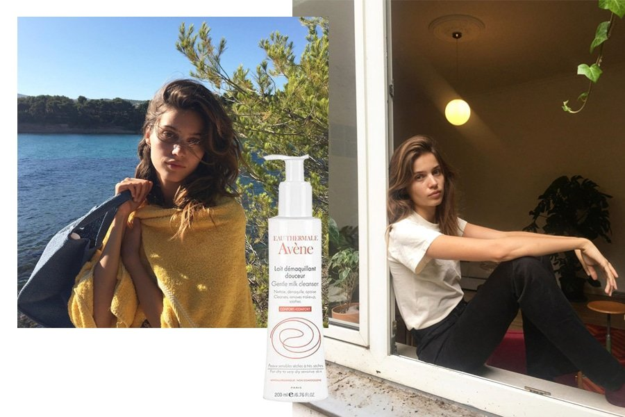 Constanze Saemann beauty rituals