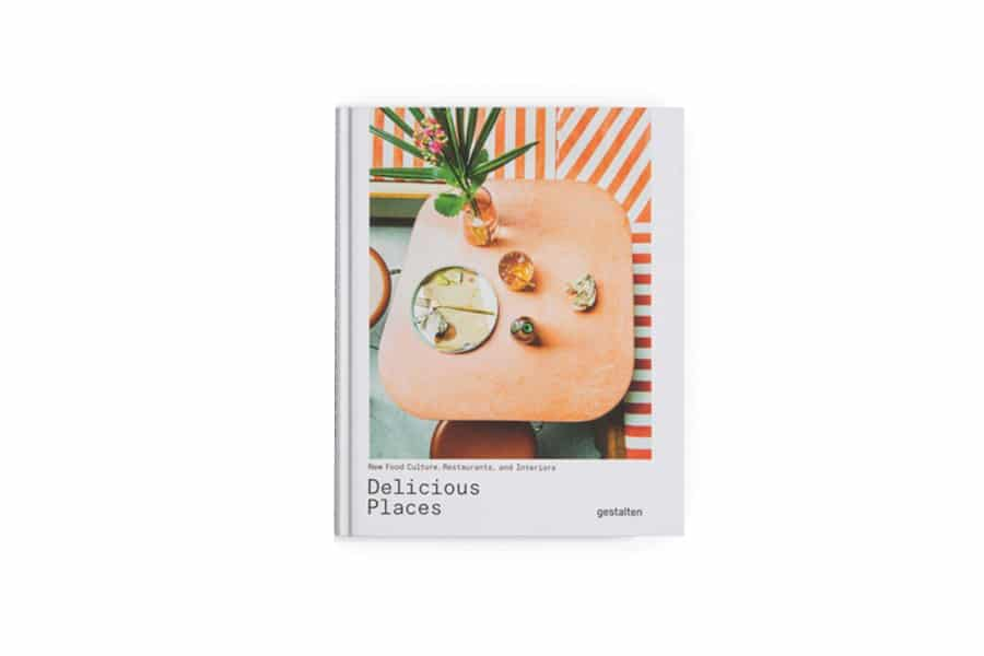 Delicious Places Book