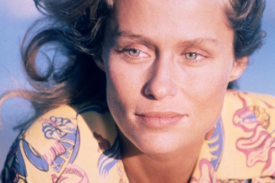 Lauren Hutton Travel Isolation Hawaiian shirt