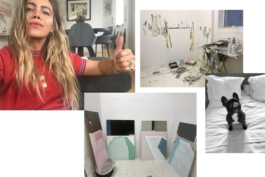 Annalisa Ferraris Artist <a target=