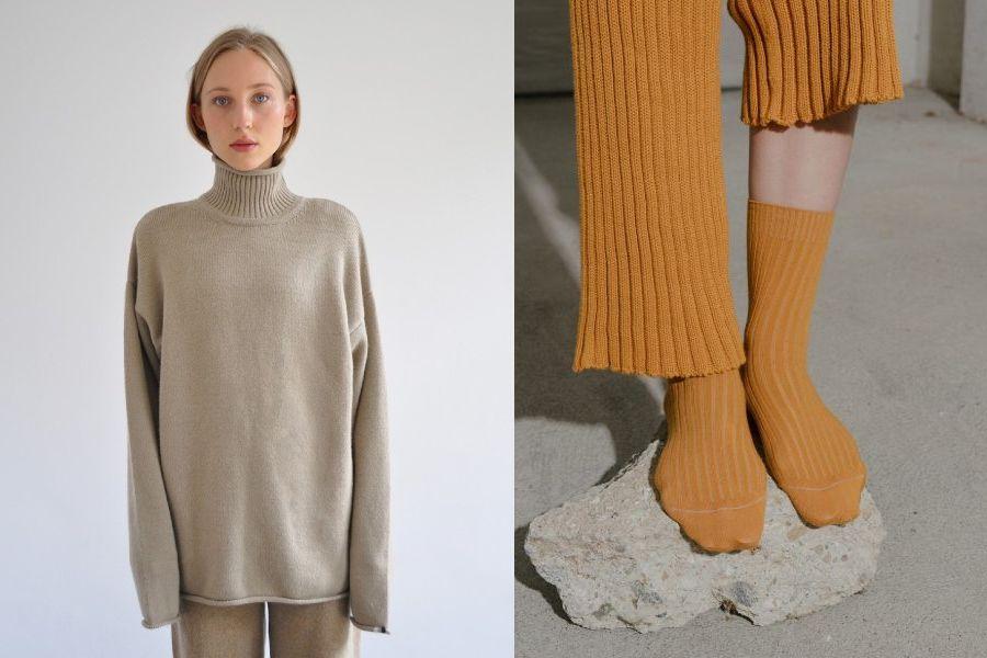 WFH post isolation wardrobe extreme cashmere baserange