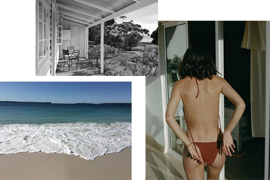 RUSSH weekend away NSW Hyams Beach