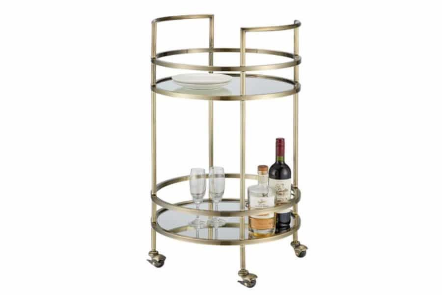 Temple & Webster bar cart