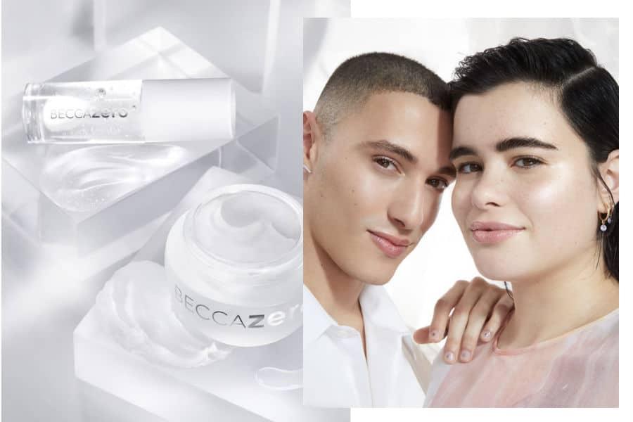 Becca Zero No Pigment foundation