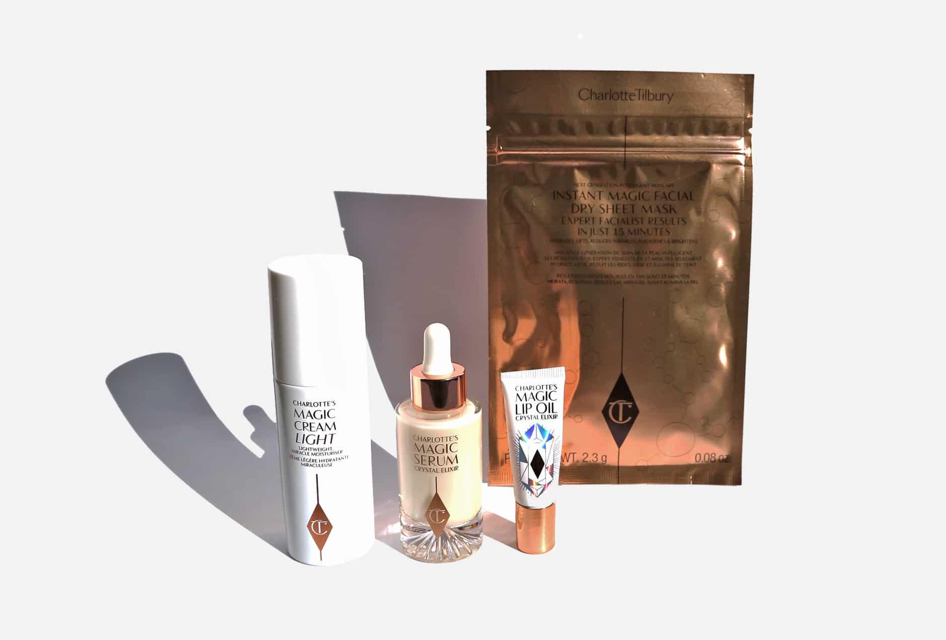 Charlotte Tilbury Skincare pack