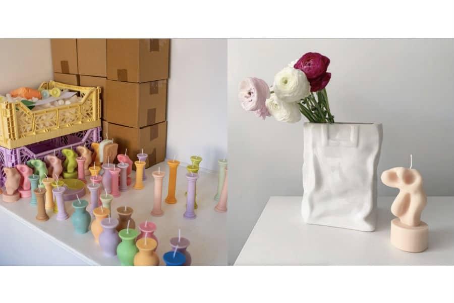 Nata Store candles