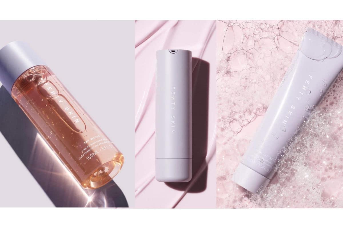 Fenty Skin products