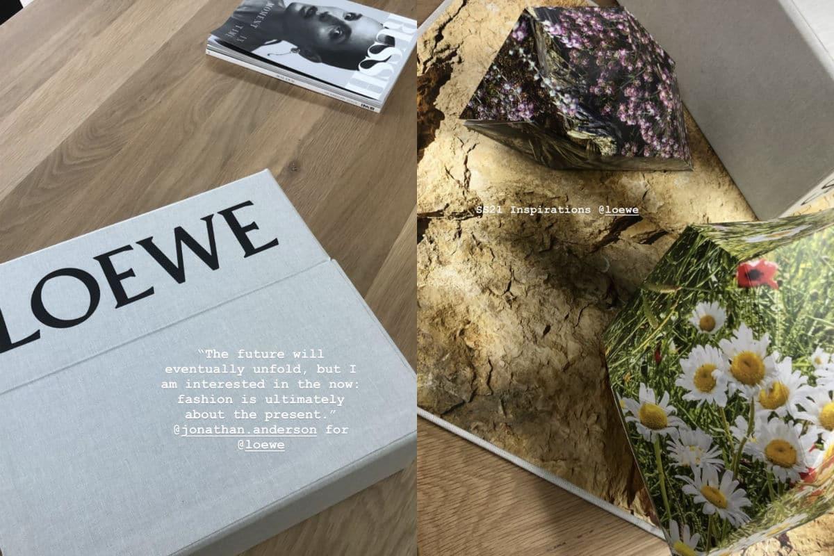 Loewe show in a box