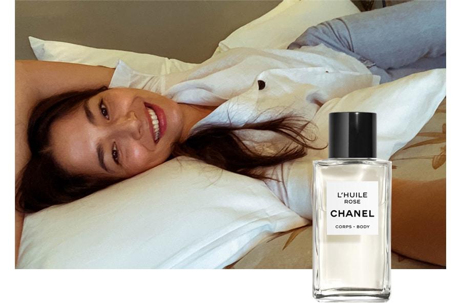 Chanel L'Huile Rose