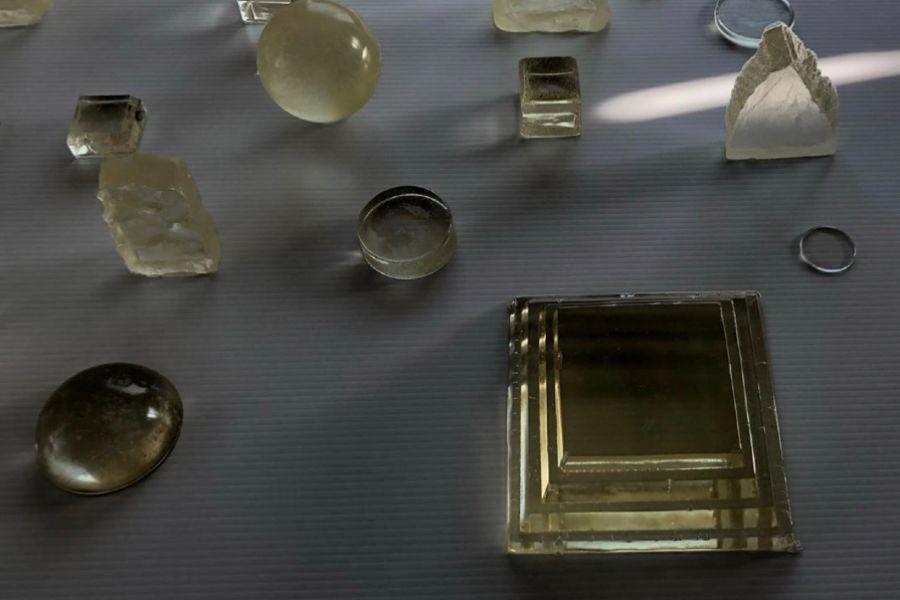 Solange interiors resin sculptures