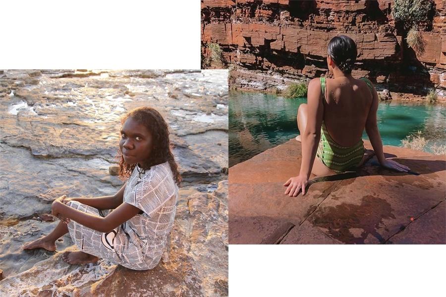 Australian Indigenous Fashion