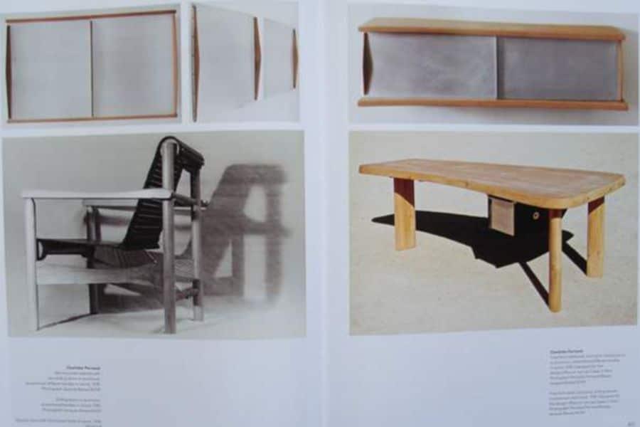 Charlotte Perriand interior design book