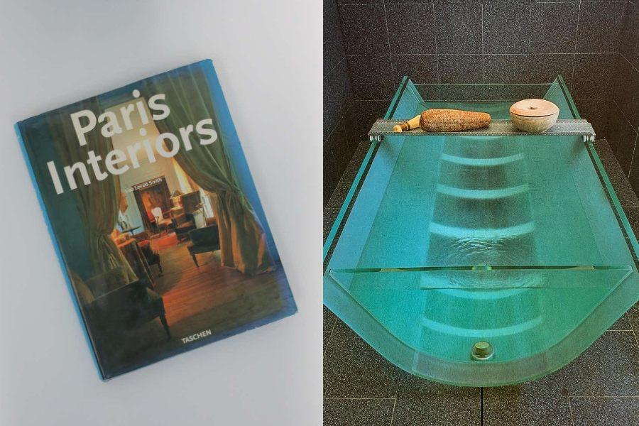 Interior design books