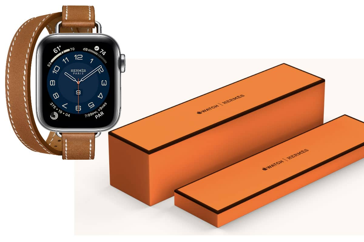 Hermes apple watch