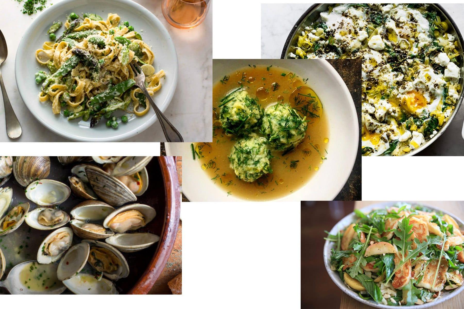 spring-recipes