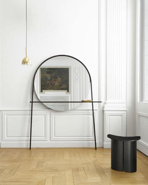 DOMO Ligne Roset mirror