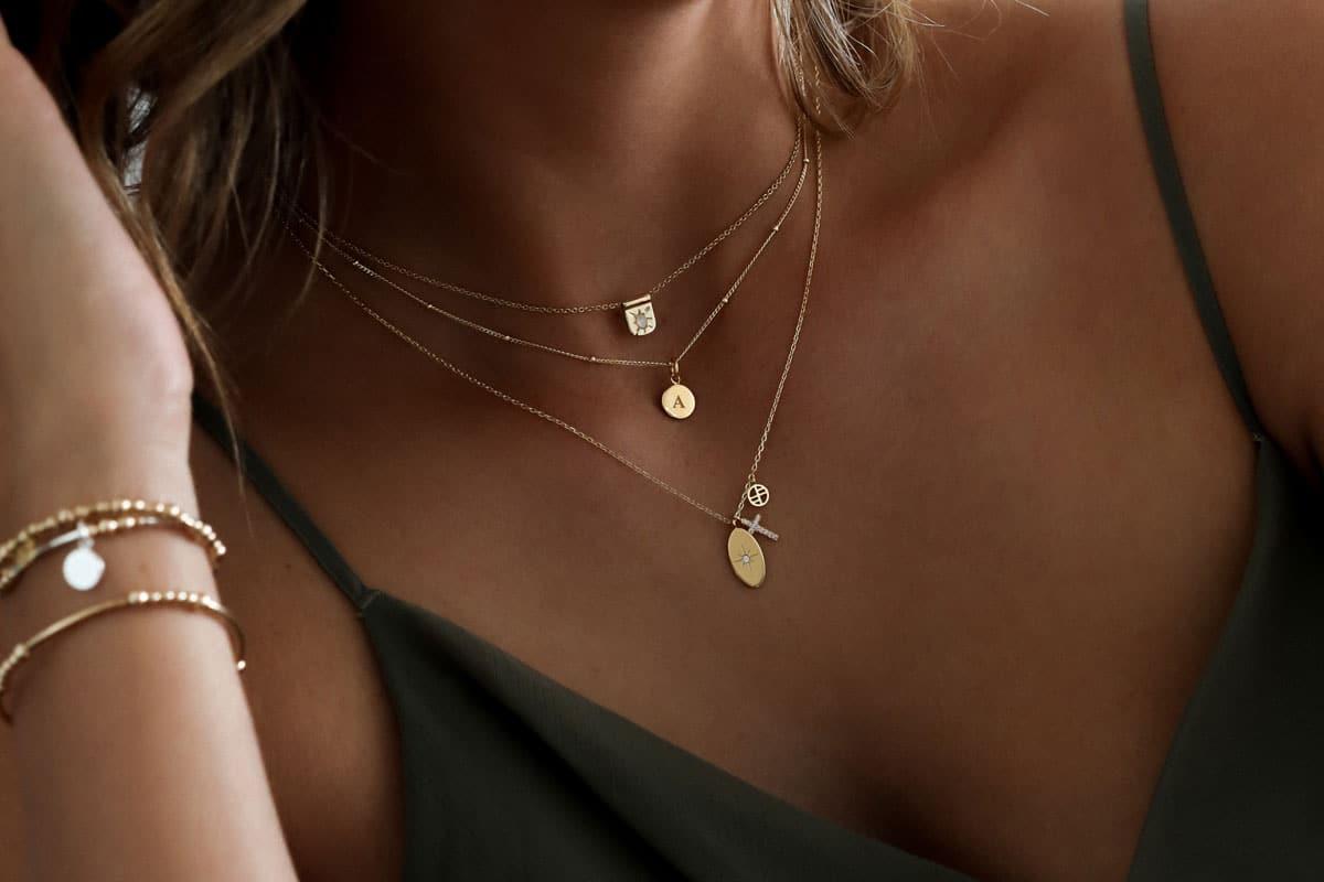 Francesca jewellery Australian brand