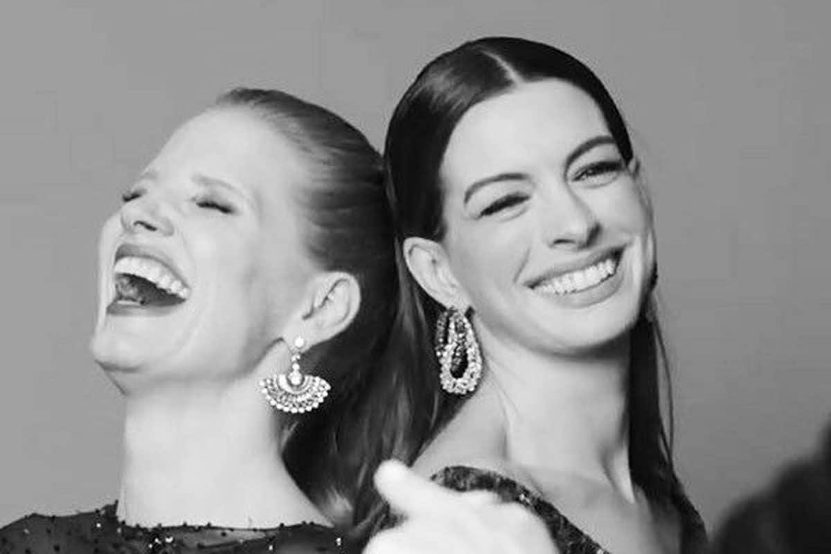 Mothers' Instinct Anne Hathaway Jessica Chastain