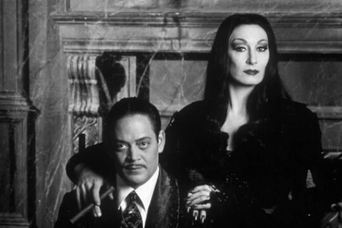 The Addams Family Halloween costume