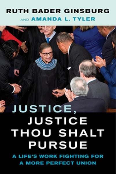 Ruth Badger Ginsburg book