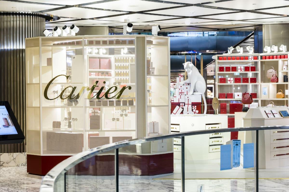the cartier box