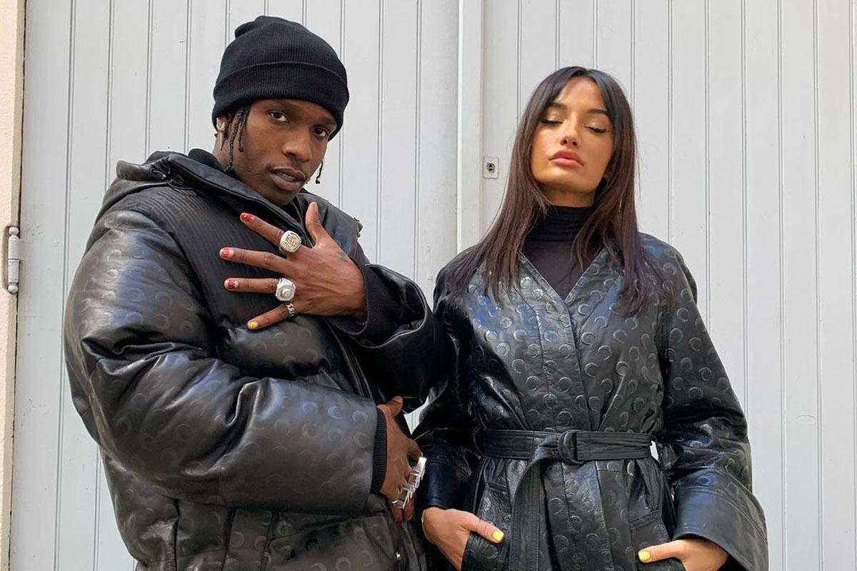 Amina Muaddi A$AP Rocky shoes collection