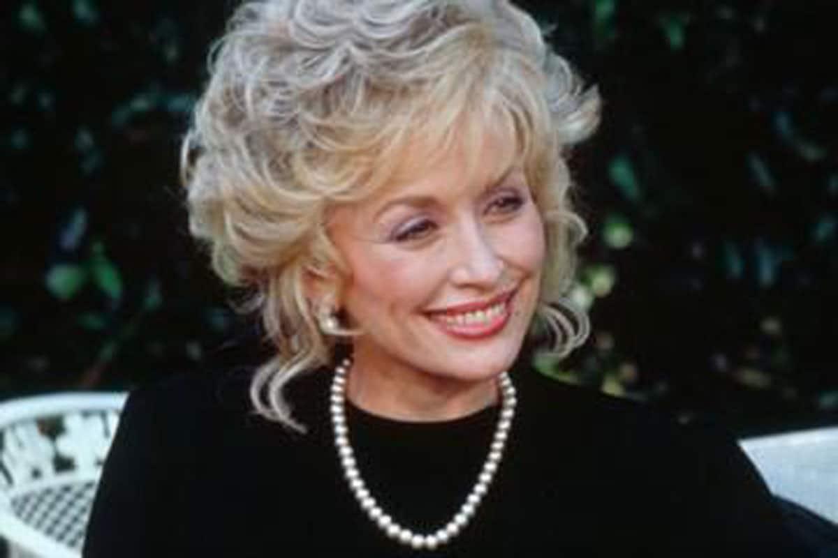 Dolly Parton fragrance