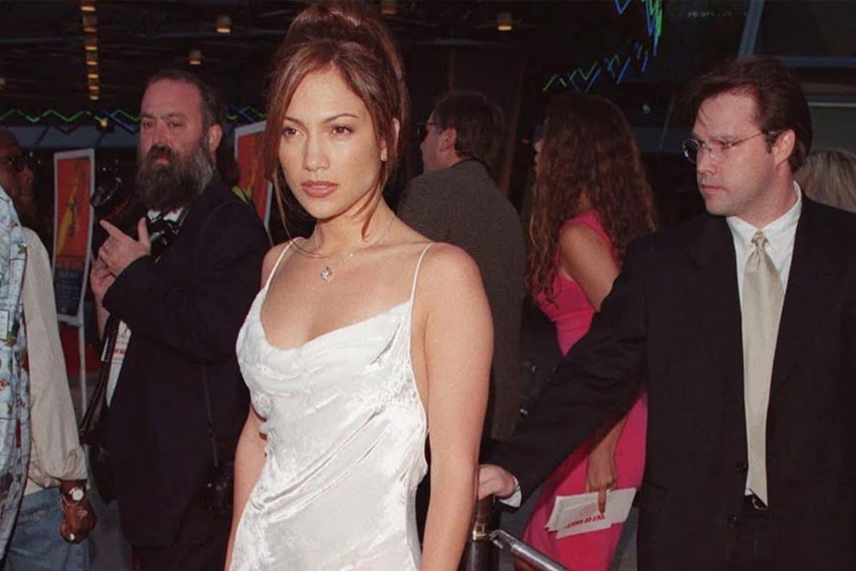 Jennifer Lopez's 90s style