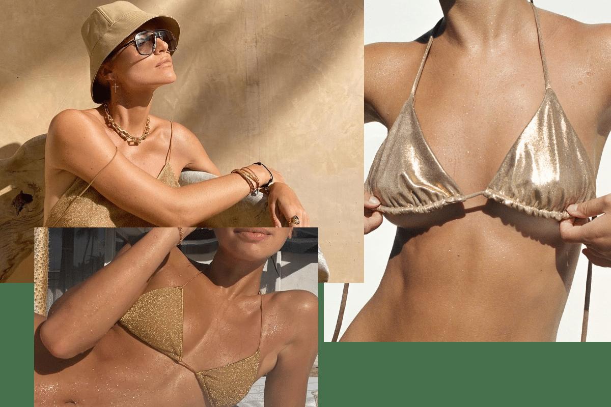 sparkly swimwear trend