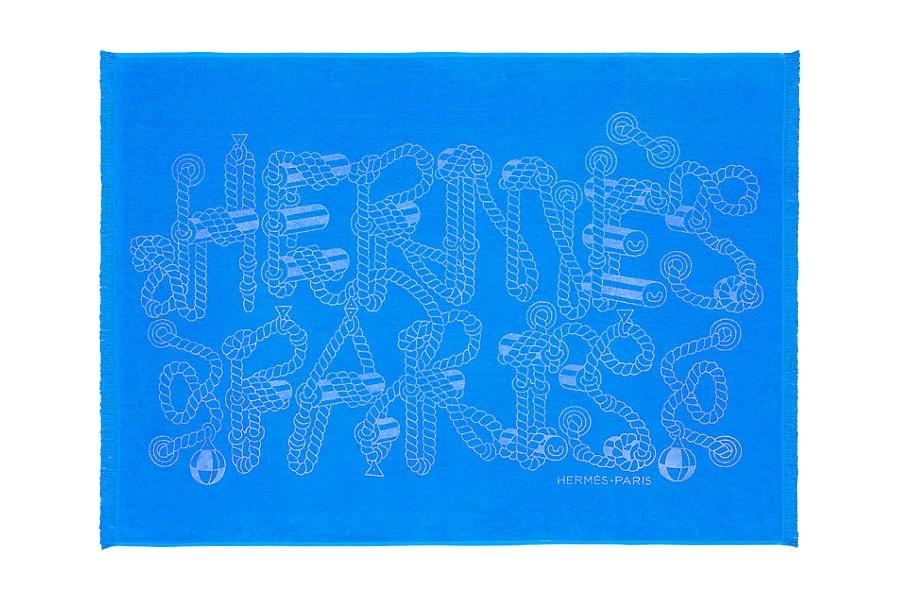 Hermes towel