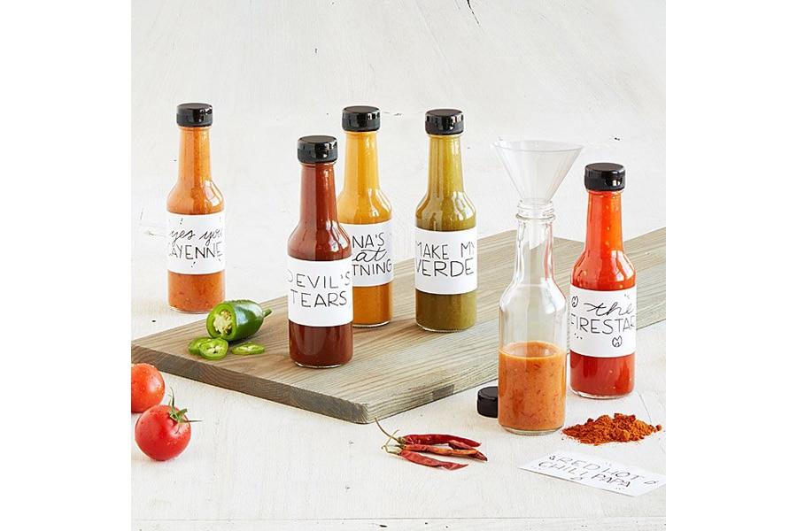 Hot sauce DIY kit