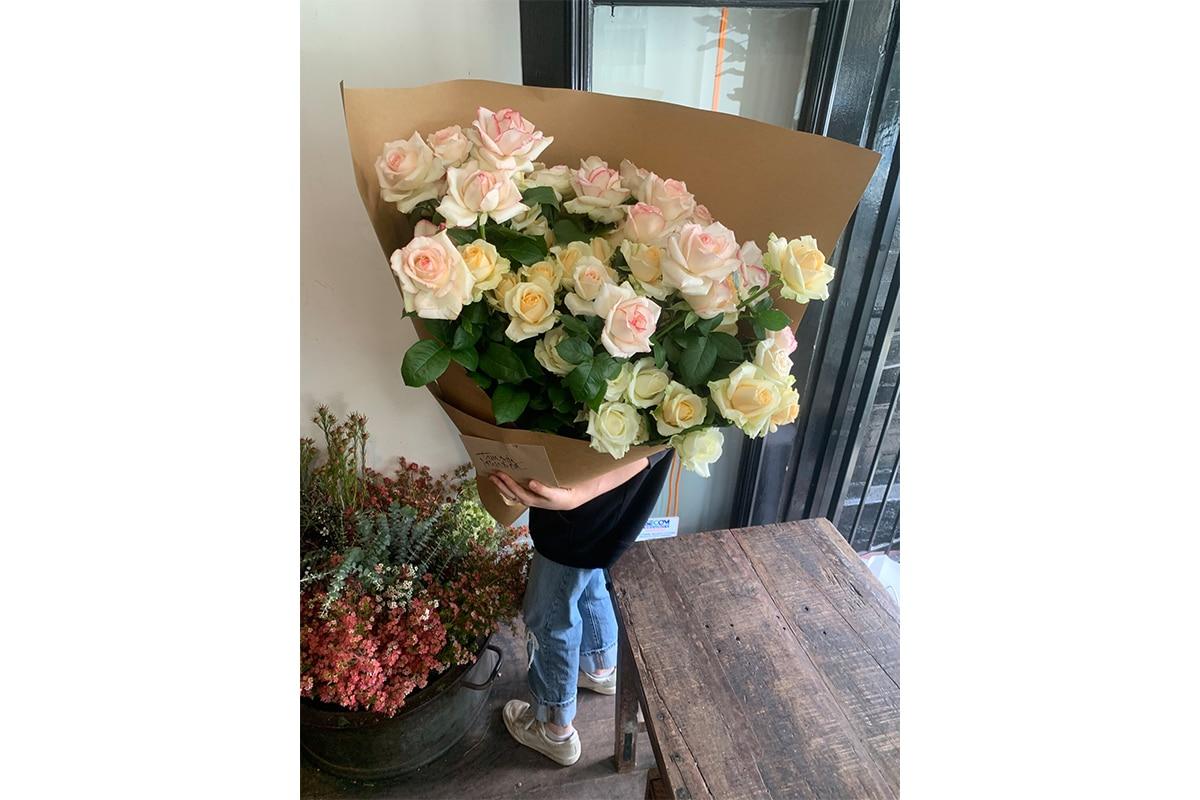 Flowers from Bess Paddington