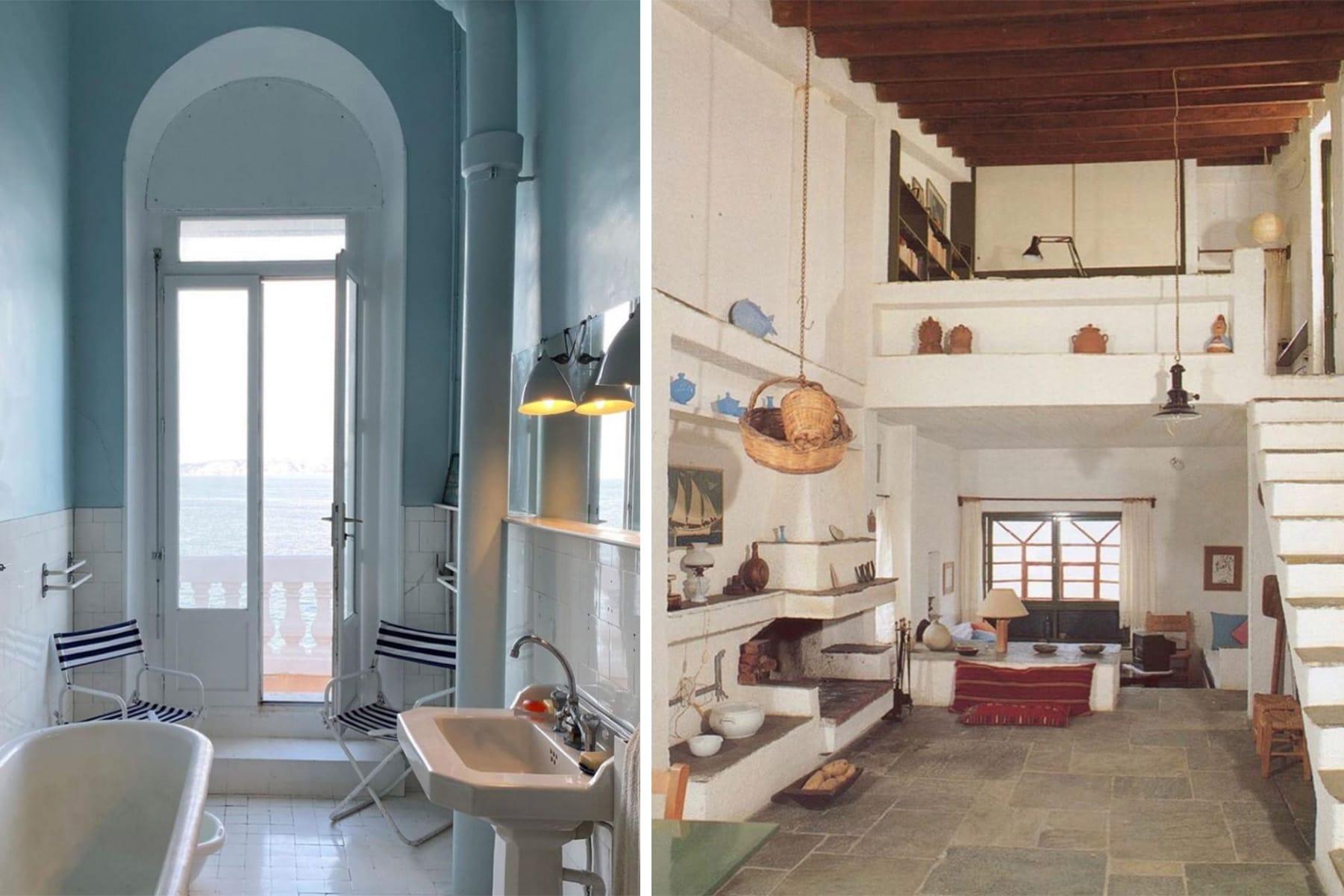 european inspired interiors