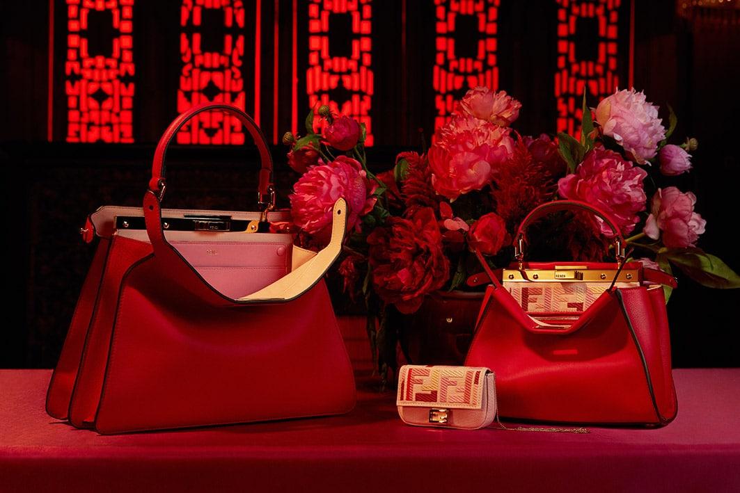 fendi chinese new year