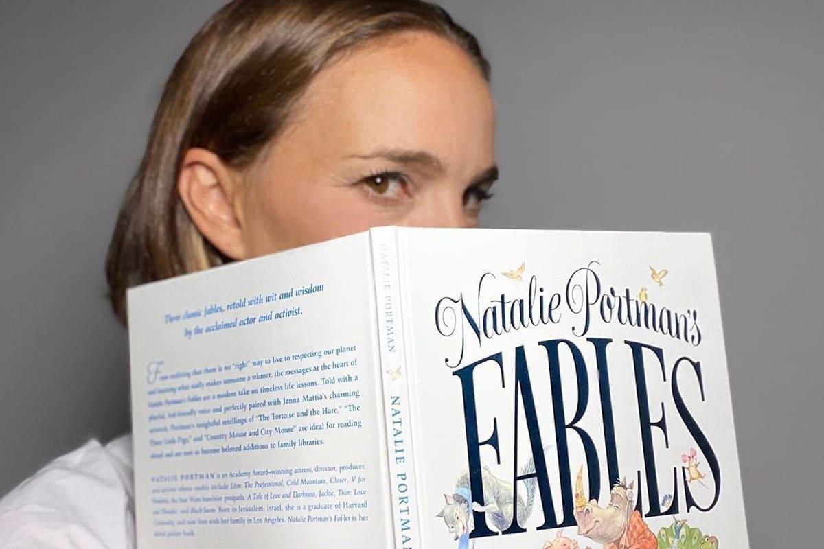 Natalie Portman fables