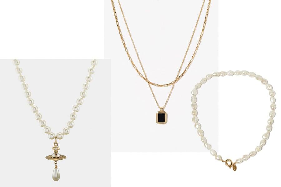 regencycore necklaces