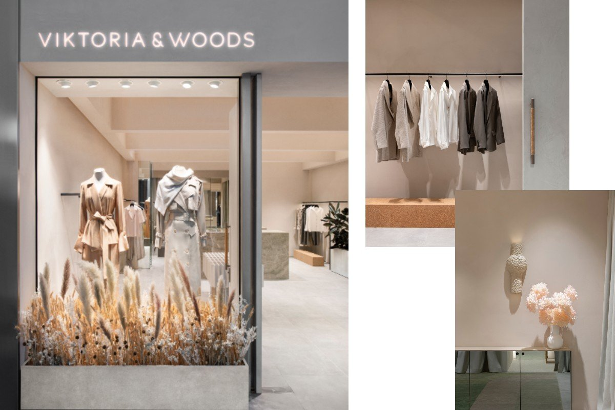 Viktoria & Woods Doncaster boutique
