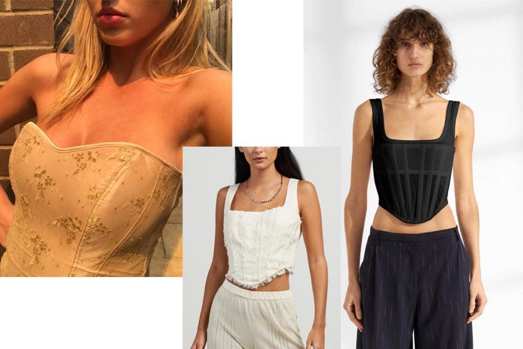 regencycore corset