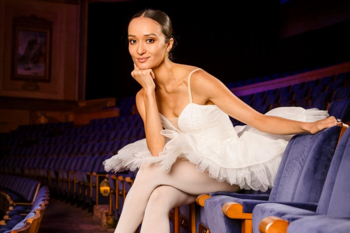 The Australian Ballet Jasmin Durham