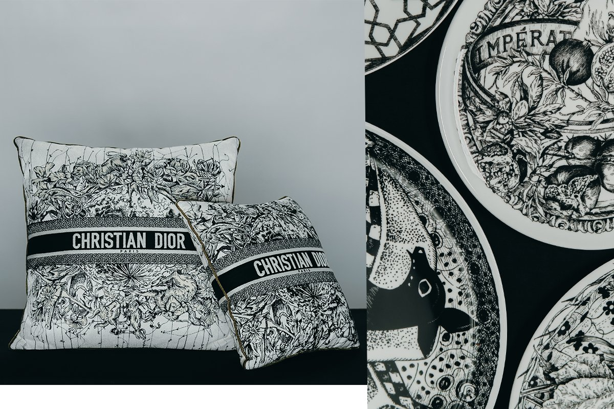 Dior Constellation homewares