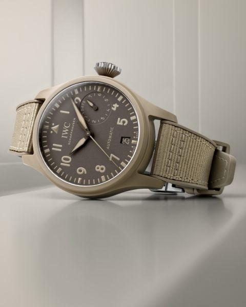 IWC new watches 2021