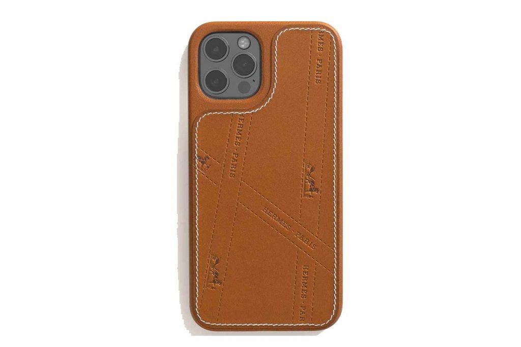 Apple Hermes phone case