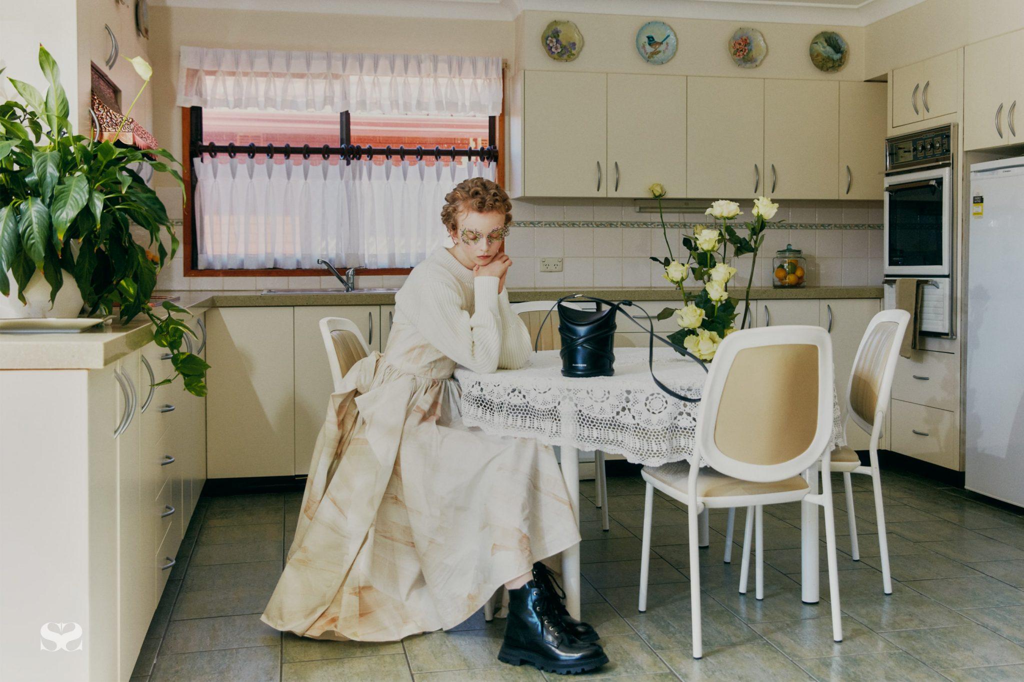 Alexander McQueen Majestic issue