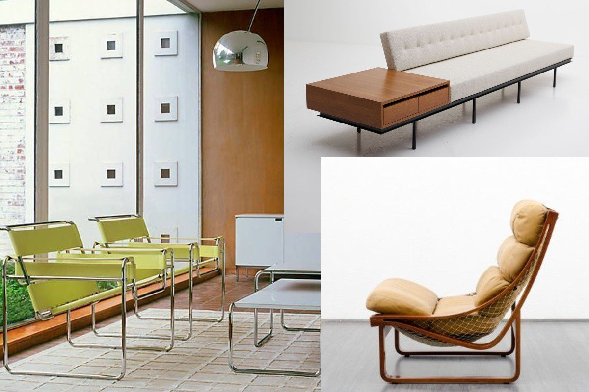 mid-century furniture brands