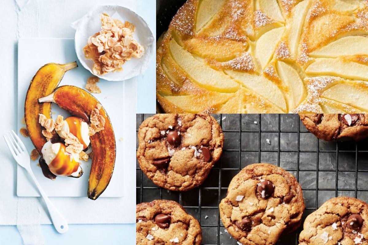 easy pantry desserts