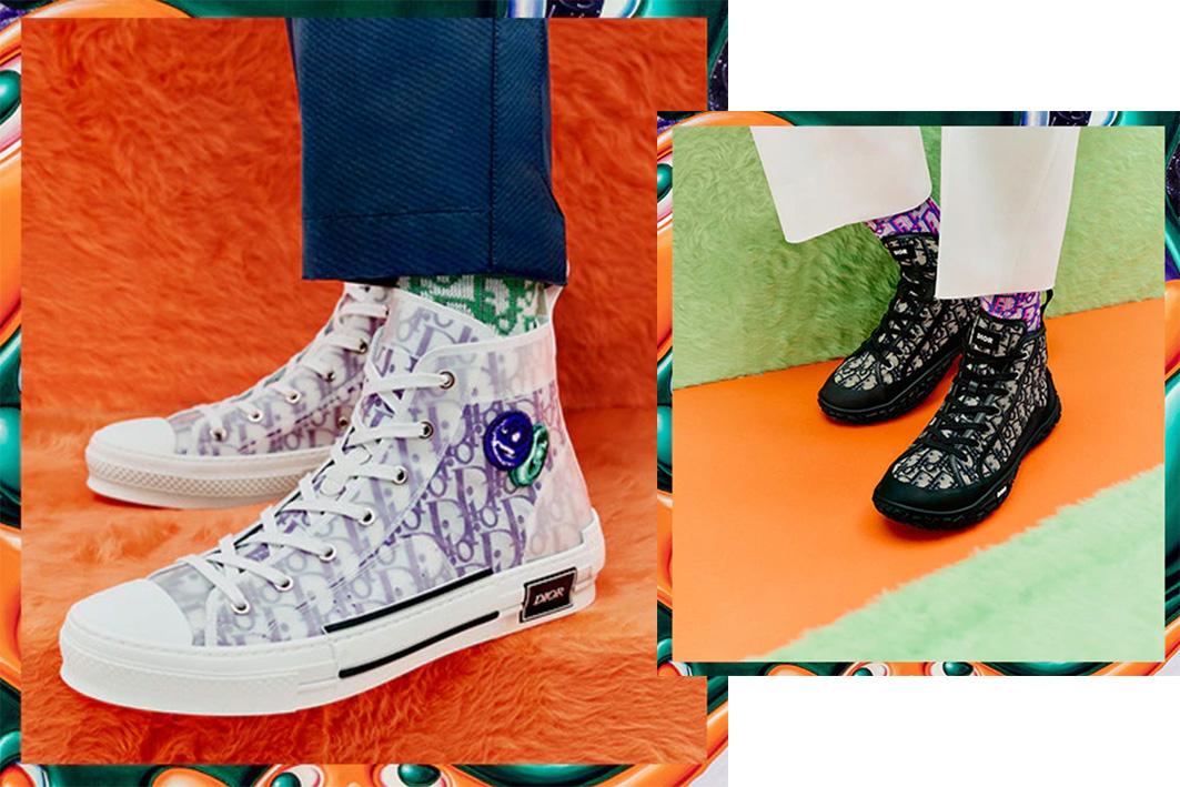 dior fw21 footwear