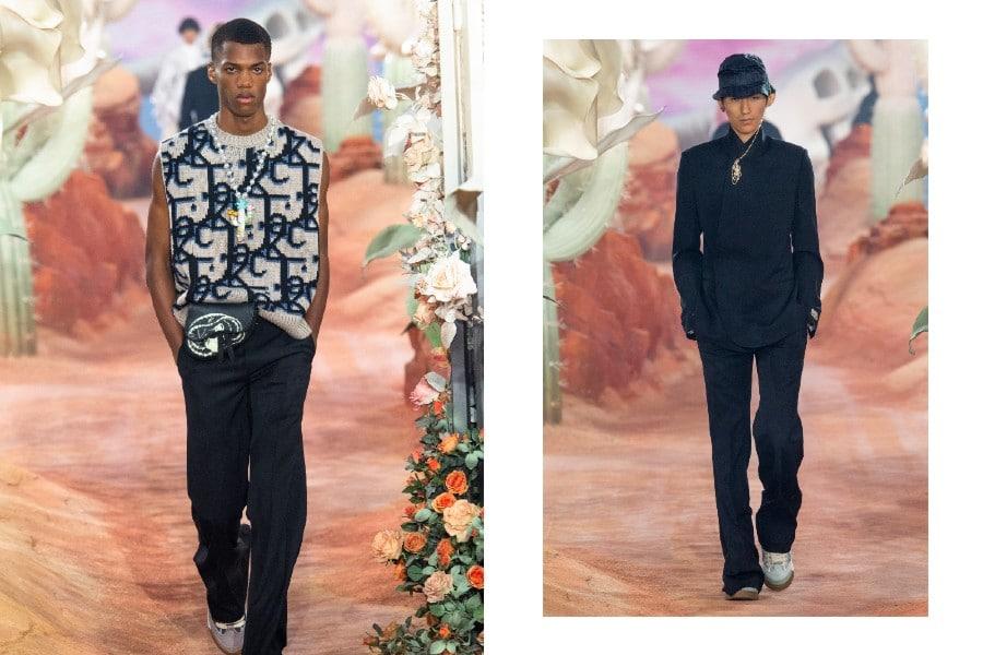 Dior men's summer 2022
