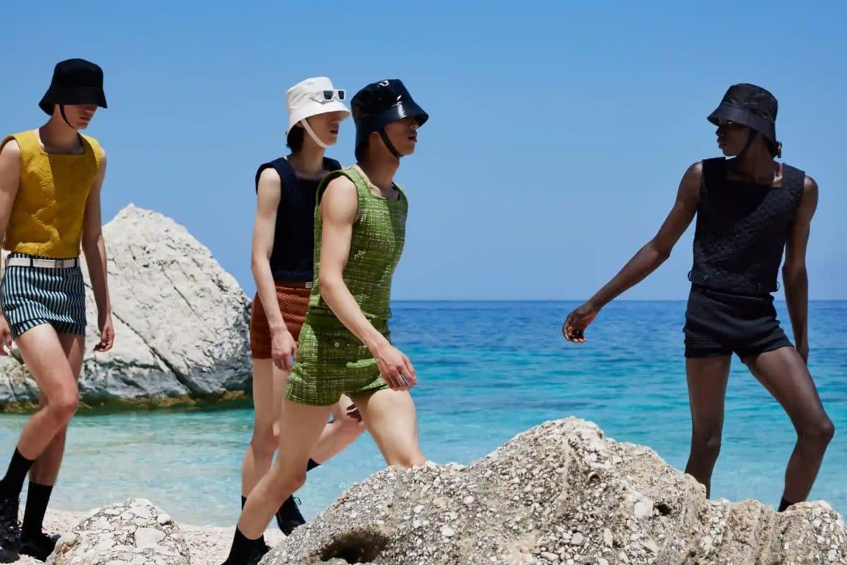 Prada Spring Summer 2022 menswear