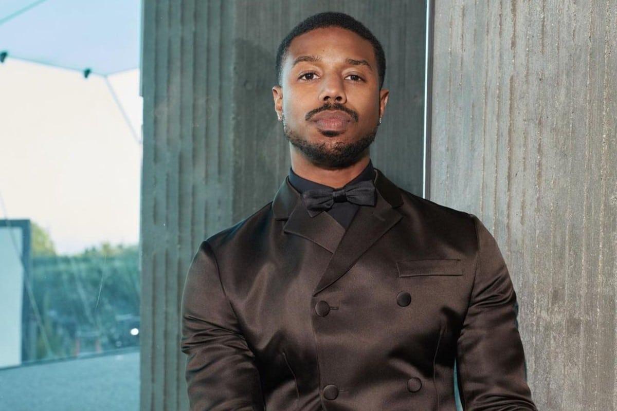 Michael B. Jordan Black Superman